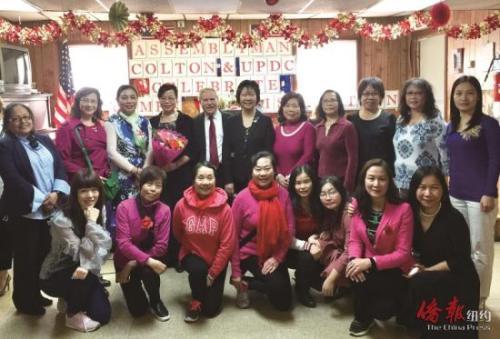 """美媒:为社区做贡献 纽约州18名华裔女性获""""卓越妇女奖"""""""