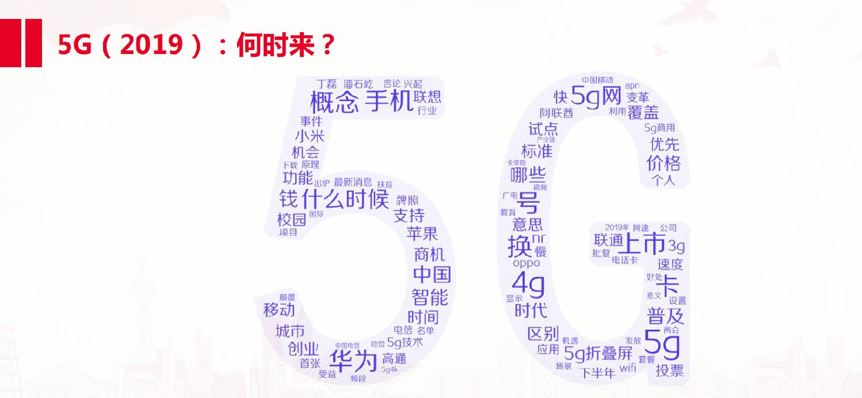 《百度两会指数报告》发布:5G排热门话题第一位