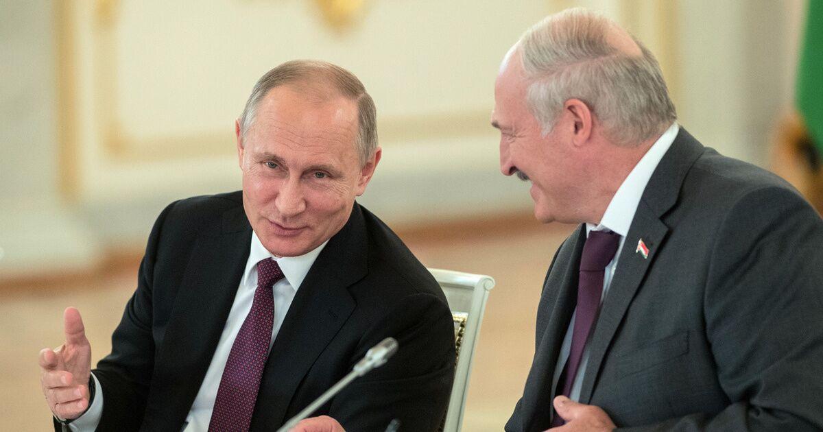 普京与白俄总统通话 讨论欧亚经济联盟一体化进程