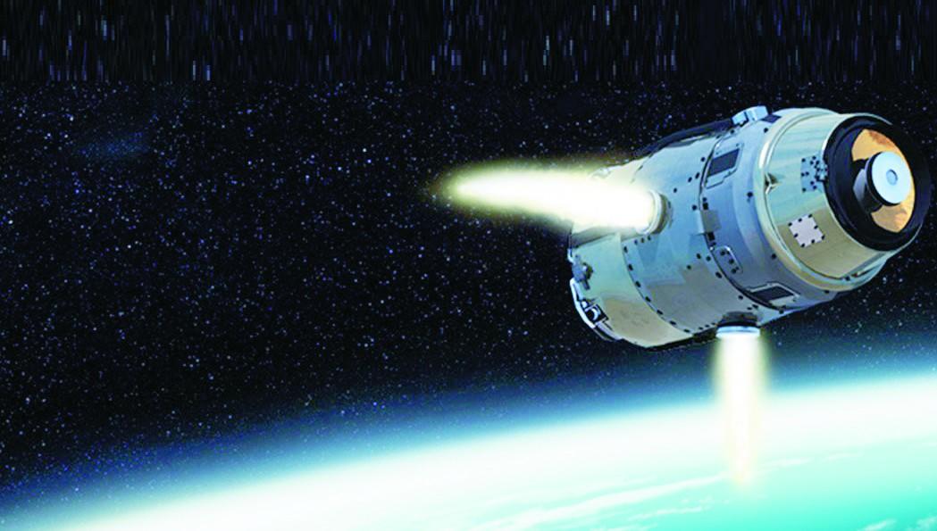 美国首次齐射拦截洲际导弹 破解诱饵弹突防手段