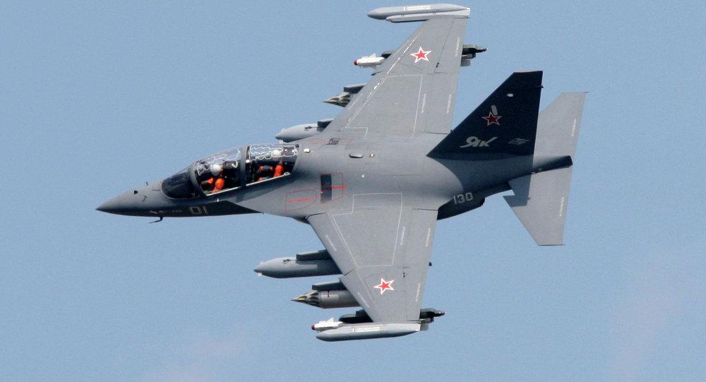 俄再向缅甸提供6架雅克130战机 此前已交付10架