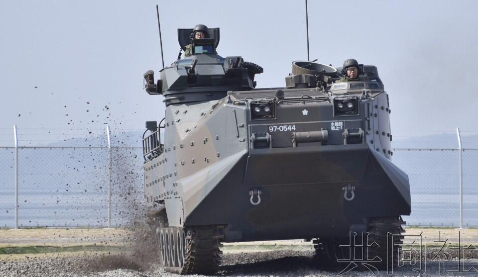 日本强化水陆机动团 新增300兵力并开设分驻地