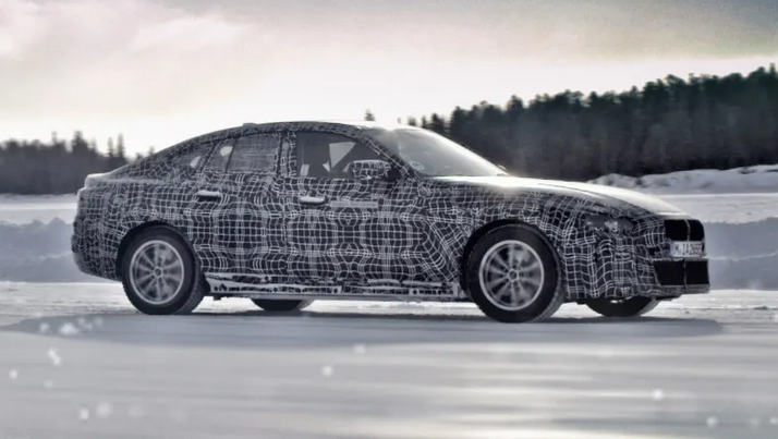 宝马iX3与i4官图发布 将全面进军电动车市场