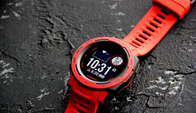 Garmin佳明Instinct手表一周使用体验:复古+三防的完美结合
