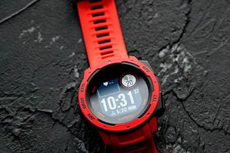 Garmin佳明Instinct手表一周使用体验