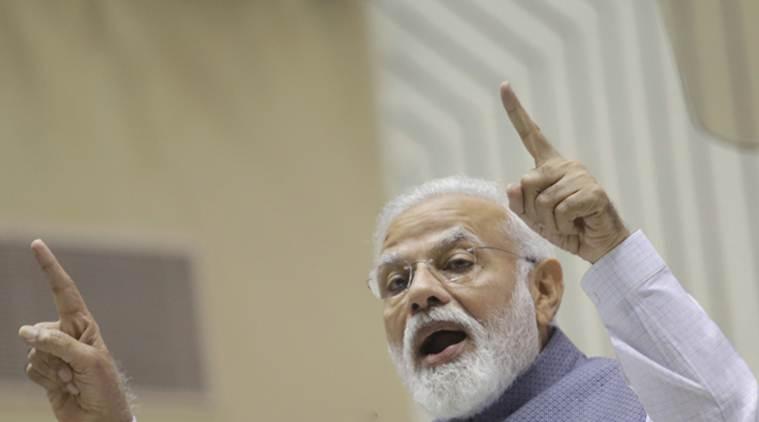 莫迪:印度已经成为太空超级大国