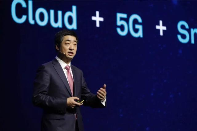 华为副董事长胡厚崑:5G起跑 有望3年用户达5亿