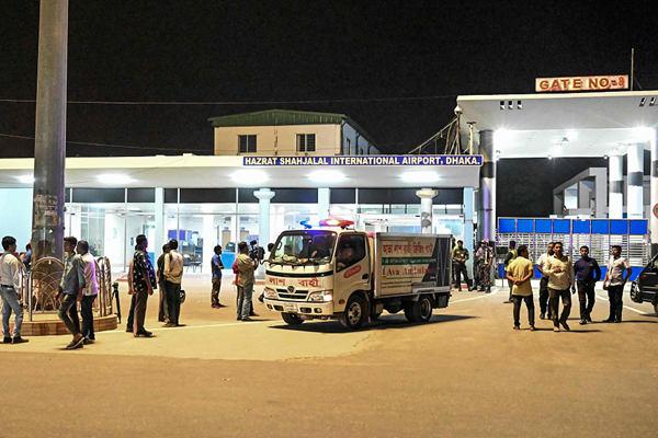 新西兰枪击案孟加拉遇难者遗体运送回国