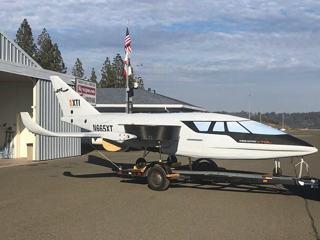 垂直起降商用飞机TriFan 600将迎首飞测试
