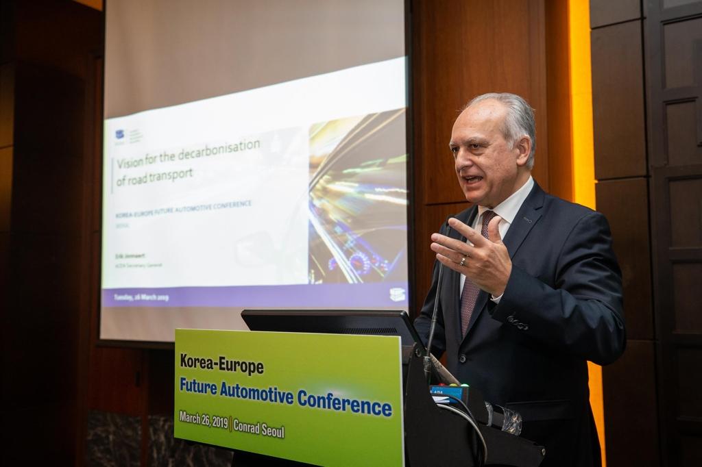 欧洲汽车制造商协会呼吁政府扶持零排放汽车