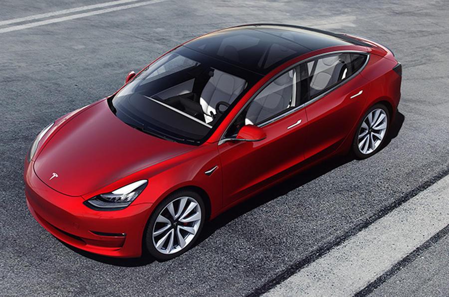 特斯拉Model 3称霸欧洲2月电动汽车销量榜