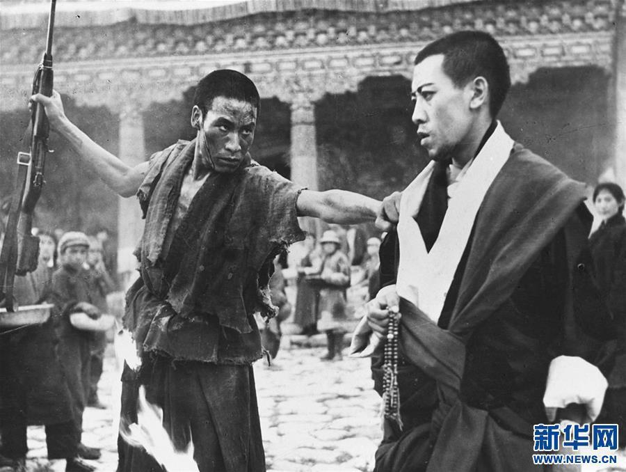 民主改革让西藏换了人间