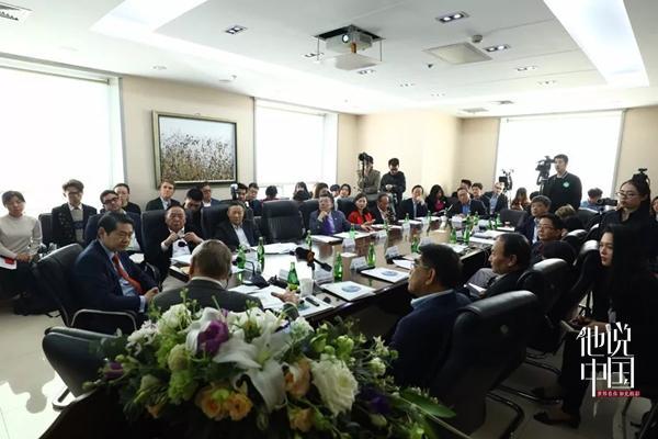 美前财政部长:中国想成世界领先国家不想取代谁