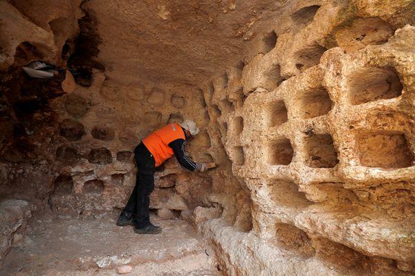 以色列考古人员发现一个约2000年前犹太村庄