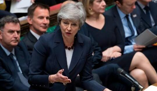 英国议会否决8项脱欧方案,同意至少将脱欧推迟到4月