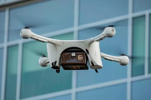 UPS将在美国用无人机送医疗用品