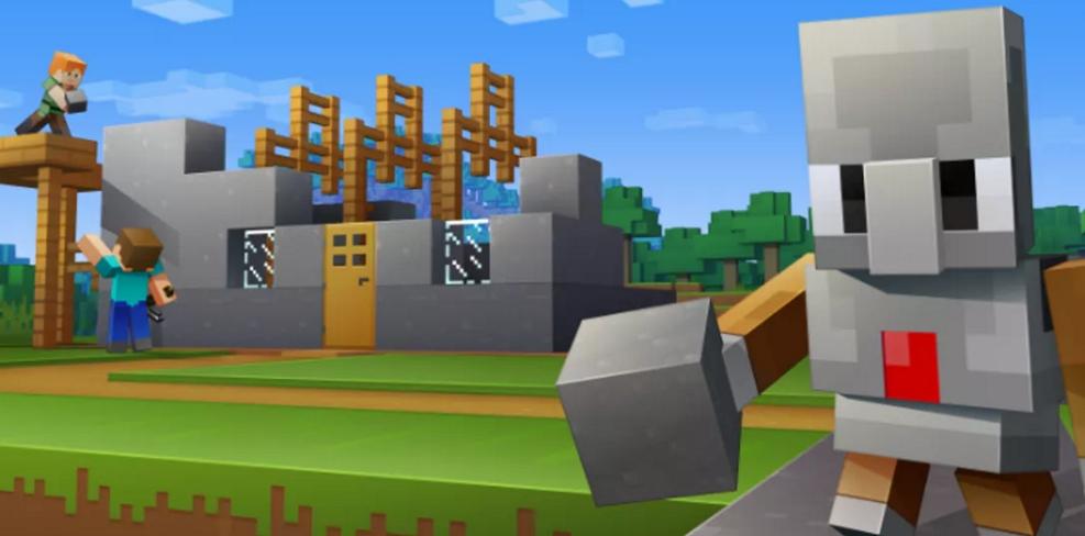 微軟聯合京東將在中國推出《我的世界》教育版