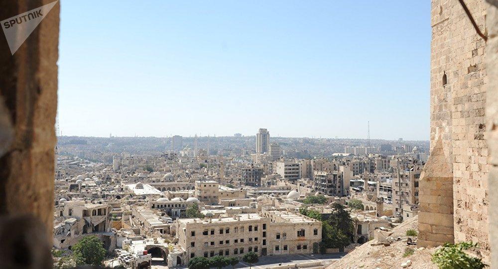 叙称其工业区目标遭以军空袭 叙军防空系统反击