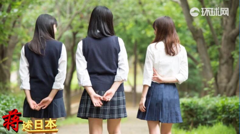前所未有之变革,日本学校居然允许女生穿裤装