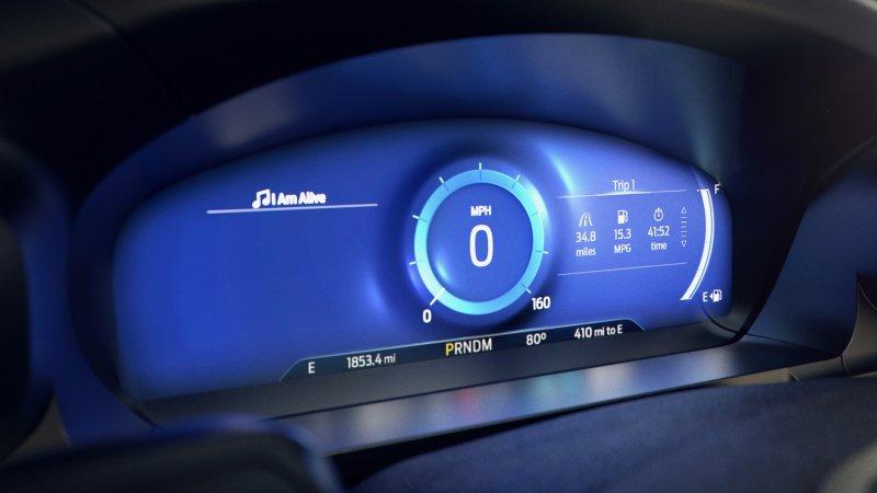 福特探险者将推创新屏幕模式 提升驾驶舒适度