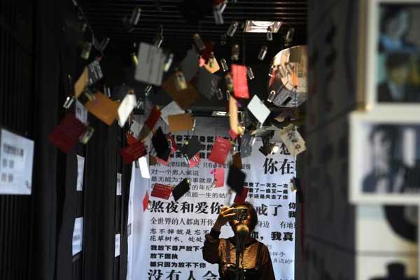 """探访重庆""""失恋博物馆"""" 馆藏100余件爱情信物"""