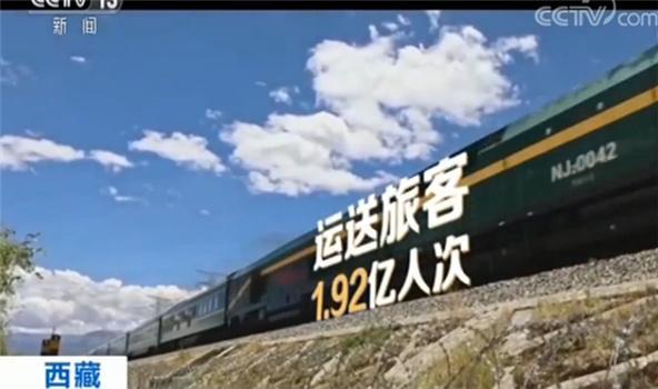 飛越新西藏:數說基礎設施建設