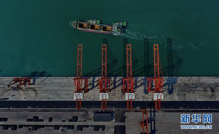 唐山港货物吞吐量突破1亿吨