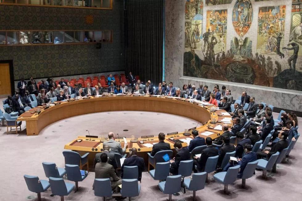 昨天美国在联合国安理会上被完全孤立!连盟友都反对