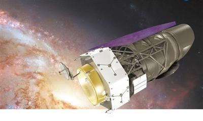 WFIRST:据说,它要给人类看最清晰的宇宙