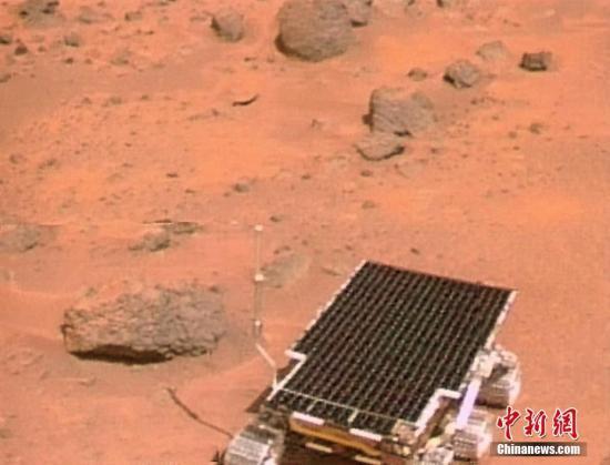 探月工程打基础 2020年探测火星中国准备好了吗?