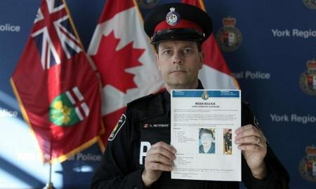 加警方:加拿大警方找到被绑架中国留学生 被发现地点较偏僻
