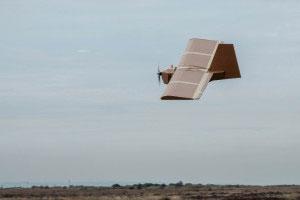 澳大利亚研发无人机外形酷似星战飞船