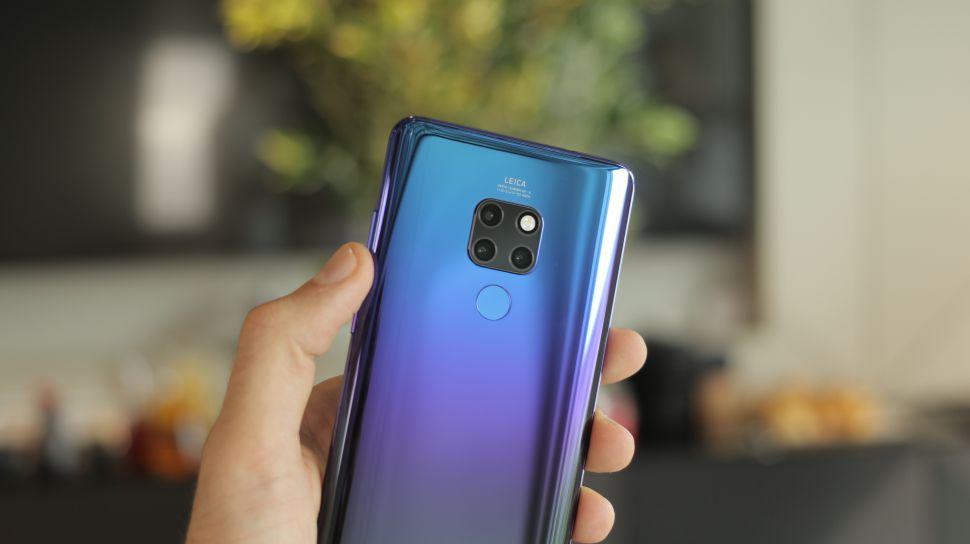 余承东:华为Mate 30可能是一款5G手机