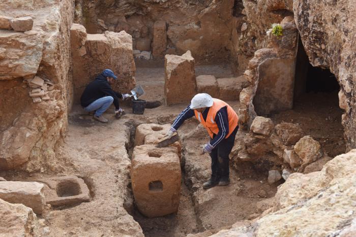 以色列考古学家在耶路撒冷发现公元前古村落