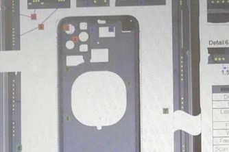 苹果新款iPhone背板曝光