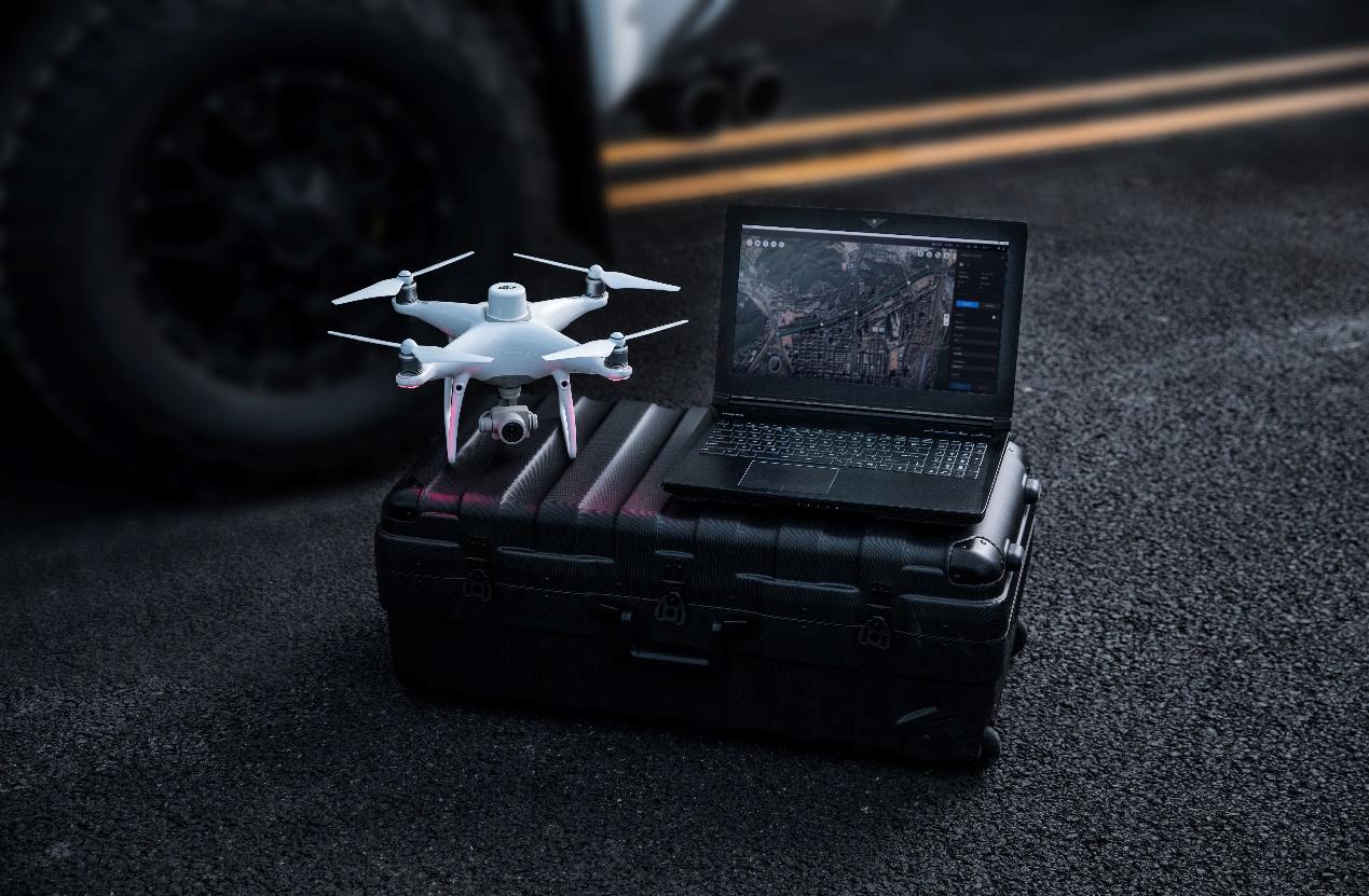 大疆发布PC端无人机航测软件大疆智图 无缝对接精灵4
