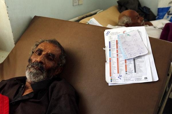 也门霍乱疫情死灰复燃 已造成200人丧生