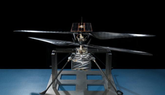 火星直升机完成首轮认证试飞 2020年将登陆火星
