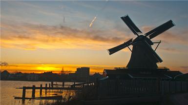 荷兰·阿姆斯特丹 | 郁金香与风车的王国