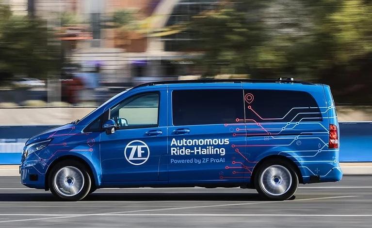 采埃孚斥资70亿美元收购威伯科 聚焦商用车自动化