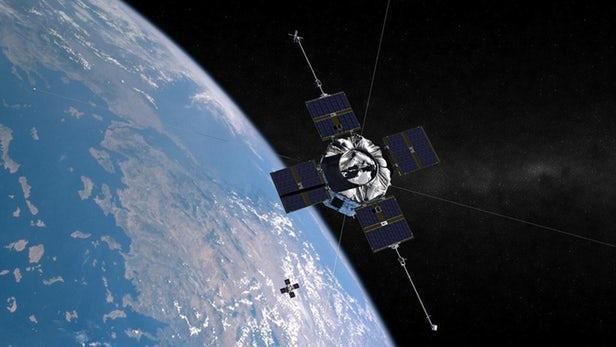 范艾伦探测器准备进入地球大气层 15年后将毁灭