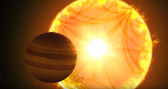 """""""行星猎人""""TESS发现名为""""热土星""""的系外行星"""