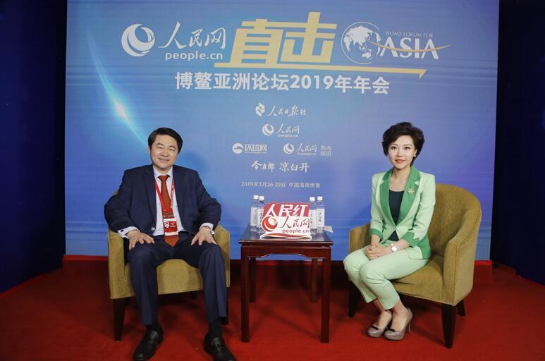 王輝耀:博鰲亞洲論壇影響范圍早已超越亞洲地區