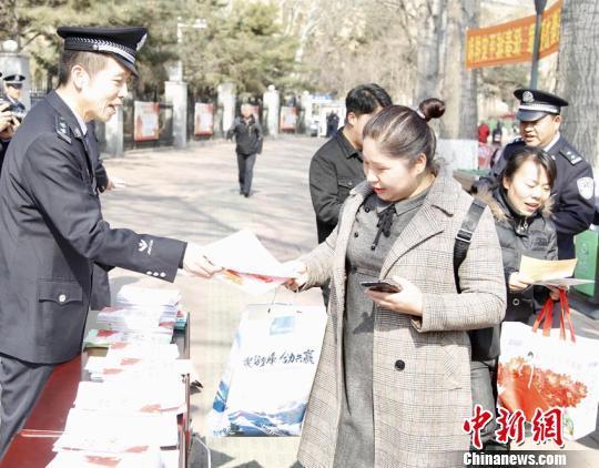长春警方通报扫黑除恶阶段性战果:124个团伙覆灭