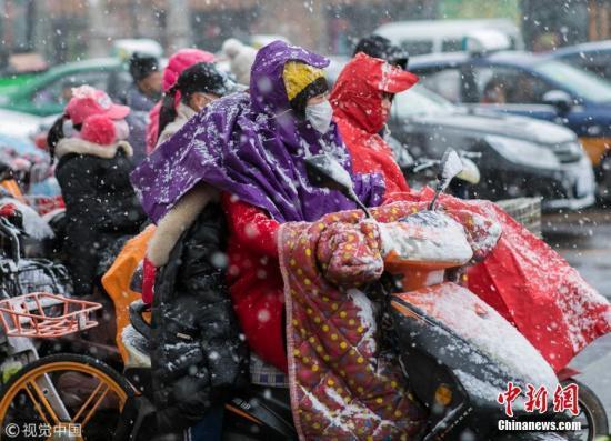 华南等地将有强对流 江淮江汉江南北部等地有大雾
