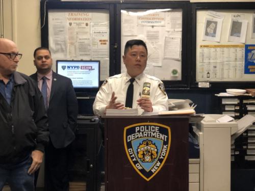 美媒:美国曼哈顿电信诈骗猖獗 华裔老人被骗140万美元