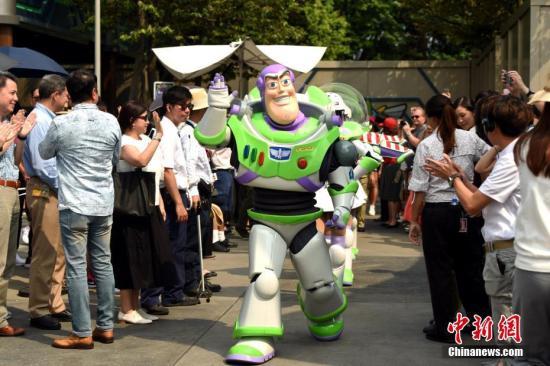 陈茂波:大湾区将为港迪士尼创造新市场及粉丝群