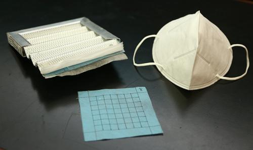 港媒:香港理工大研发新纳米纤维材料 制口罩阻流感病毒