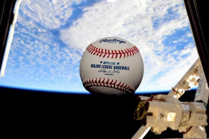 NASA从太空中拍摄30个美职棒球场以庆祝开赛日