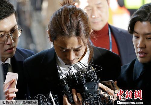 """韩媒:涉""""胜利门""""艺人郑俊英被移送检方审查起诉"""